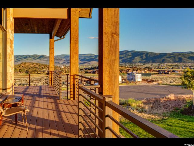 1075 N OQUIRRH MOUNTAIN DR (LOT 64) Unit 64 Heber City, UT 84032 - MLS #: 1535964