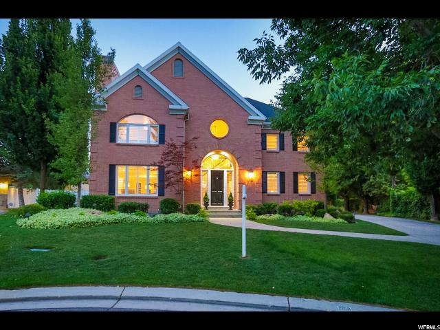 1728 E HAVEN DALE CT Holladay, UT 84121 - MLS #: 1536047