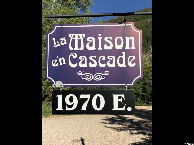 1970 E WEBER CANYON RD Kamas, UT 84036 - MLS #: 1537007