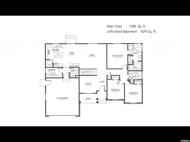 2188 W RIDGELINE RIDGELINE Unit 412 Stockton, UT 84071 - MLS #: 1537042