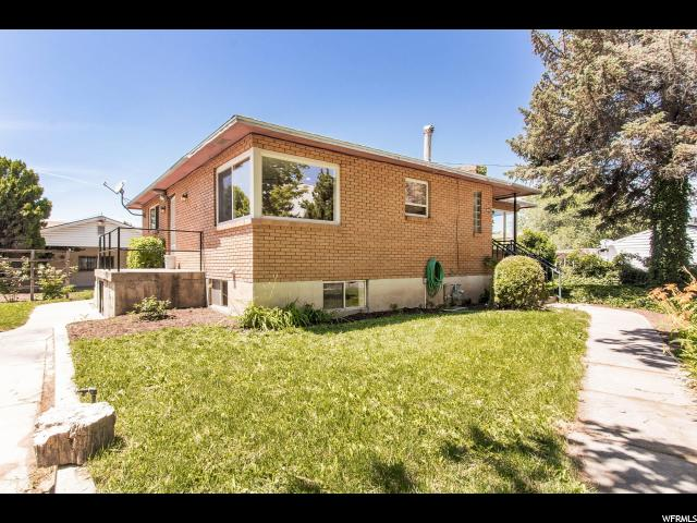 Home for sale at 3958 S 1100 East, Salt Lake City, UT 84117. Listed at 424800 with 4 bedrooms, 2 bathrooms and 2,550 total square feet