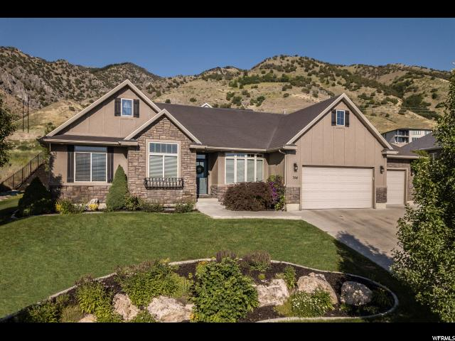 764 EAGLE VIEW DR, Providence UT 84332