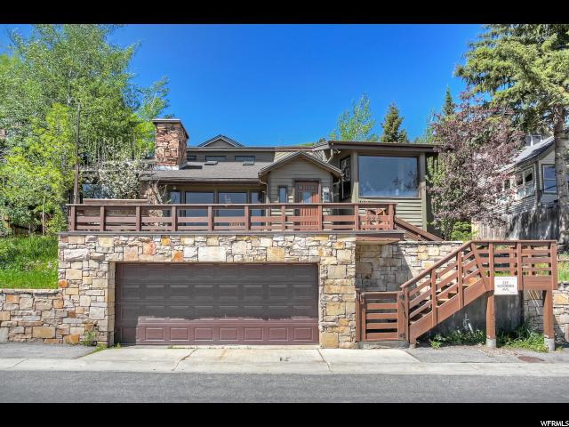 225 WOODSIDE AVE, Park City UT 84060