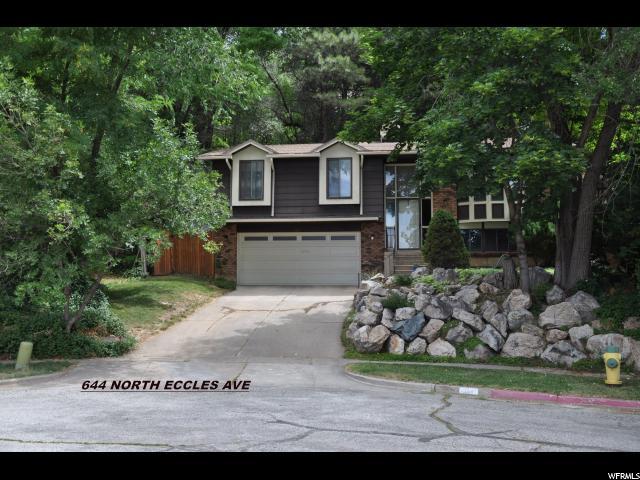 644 N ECCLES AVE Ogden, UT 84404 - MLS #: 1537846