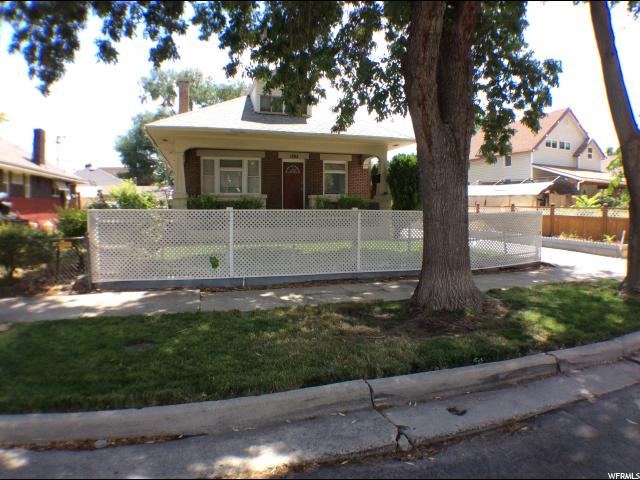 1593 S MAJOR ST Salt Lake City, UT 84115 - MLS #: 1538633