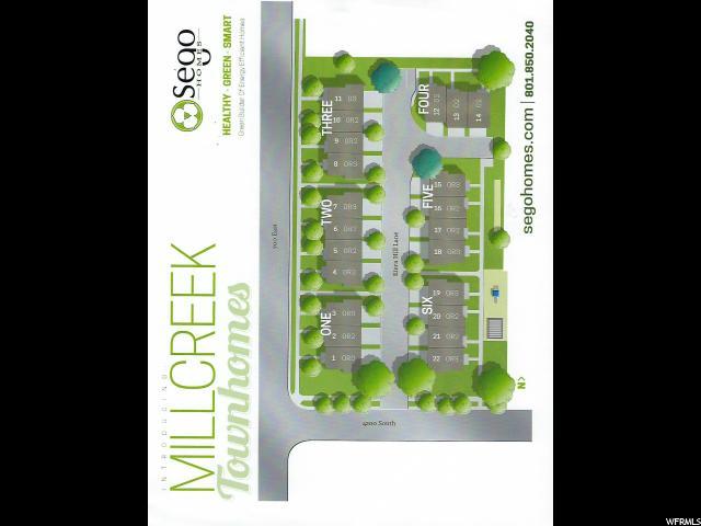 4172 KIERA HILL KIERA HILL Unit 11 Millcreek, UT 84107 - MLS #: 1539228