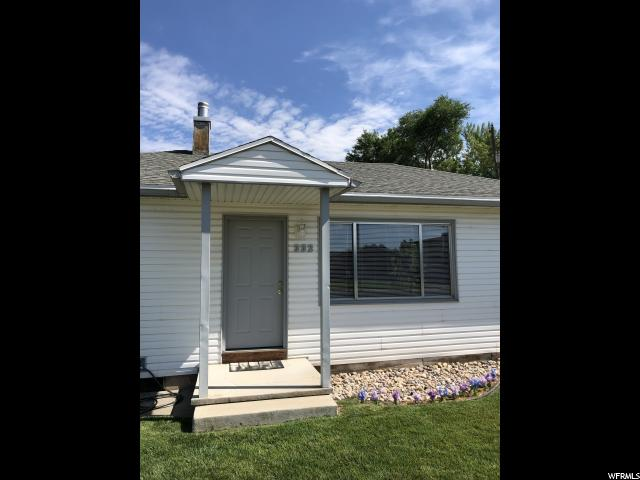 332 W 2300 Sunset, UT 84015 - MLS #: 1539347