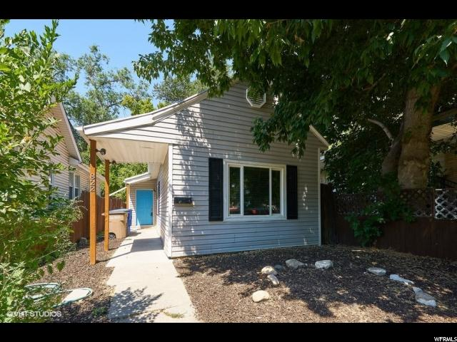Home for sale at 822 S Blair, Salt Lake City, UT 84111. Listed at 284900 with 2 bedrooms, 1 bathrooms and 868 total square feet