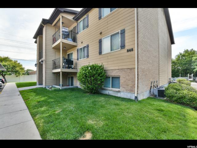 Home for sale at 848 E Bristle Pine Pl #30, Millcreek, UT 84106. Listed at 190000 with 2 bedrooms, 1 bathrooms and 880 total square feet
