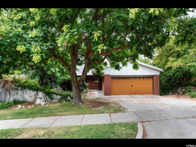 1880 S WASATCH DR, Salt Lake City UT 84108