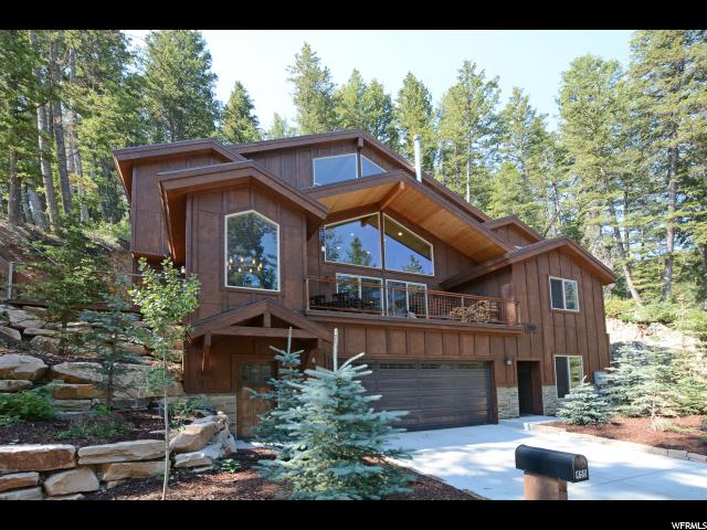 455 UPPER EVERGREEN DR, Park City UT 84098