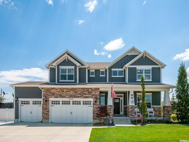 6539 W PEACEMAKER WAY, Herriman UT 84096