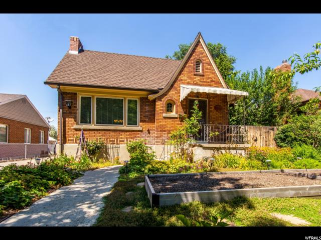 Home for sale at 1333 E Parkway Ave, Salt Lake City, UT 84106. Listed at 459900 with 4 bedrooms, 3 bathrooms and 2,260 total square feet
