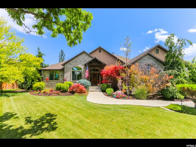 9251 S HIDDEN PEAK DR, West Jordan UT 84088