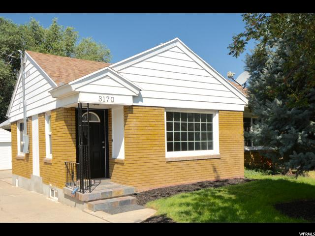 3170 S KENWOOD Salt Lake City, UT 84106 - MLS #: 1541697