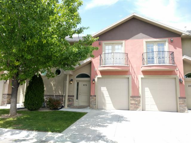 Home for sale at 275 E Ailee Ln #7, Salt Lake City, UT 84107. Listed at 269500 with 3 bedrooms, 3 bathrooms and 2,022 total square feet