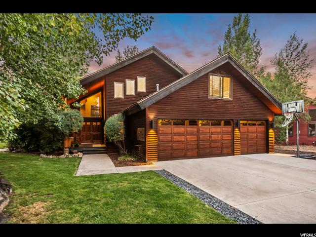 1640 CREEK SIDE LN, Park City UT 84098