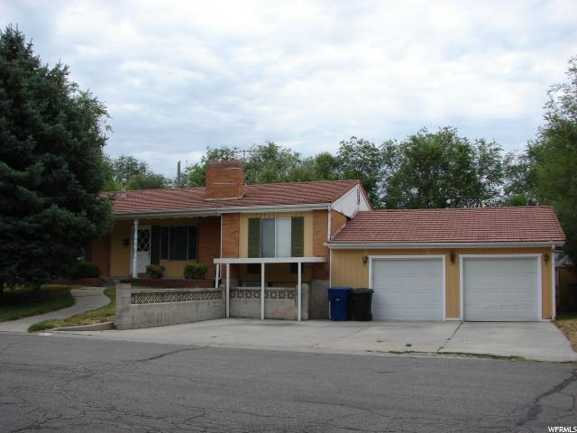 982 E HILLVIEW DR Salt Lake City, UT 84124 - MLS #: 1542052