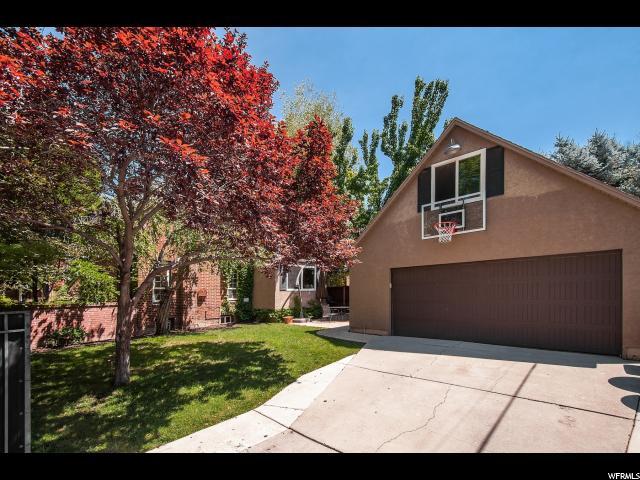 1704 E HARVARD HARVARD Salt Lake City, UT 84108 - MLS #: 1542182