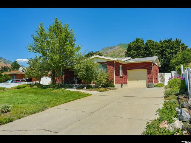 3501 S TERRACE VIEW DR Salt Lake City, UT 84109 - MLS #: 1542360