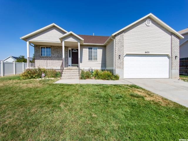 6421 S LAUREL CANYON DR West Valley City, UT 84118 - MLS #: 1543041