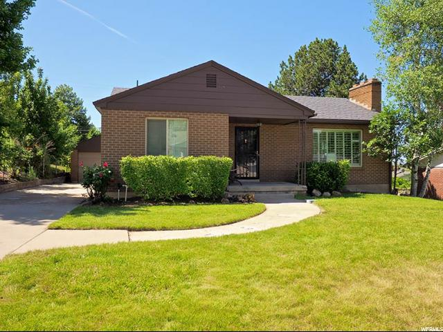 Home for sale at 2516 E 1700 South, Salt Lake City, UT 84108. Listed at 439000 with 4 bedrooms, 2 bathrooms and 2,148 total square feet