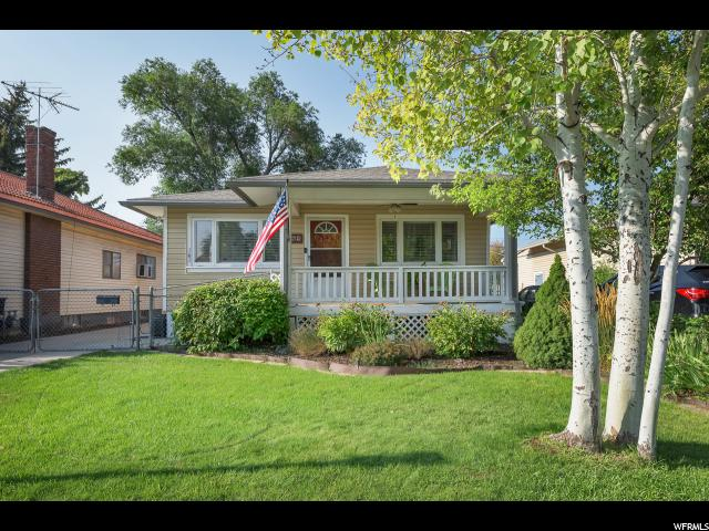 161 E WHITLOCK AVE South Salt Lake, UT 84115 - MLS #: 1544037