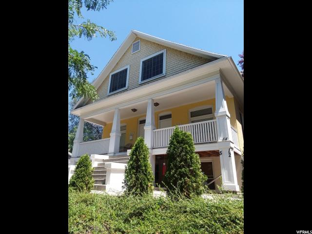 554 N 200 200 Salt Lake City, UT 84103 - MLS #: 1544117