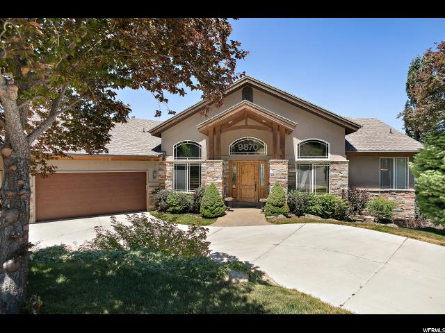 9870 S GRANITE SLOPE DR Sandy, UT 84092 - MLS #: 1544237