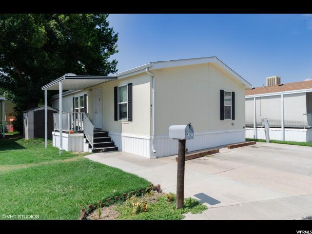 5100 S 1050 Unit #H127 Riverdale, UT 84405 - MLS #: 1544642