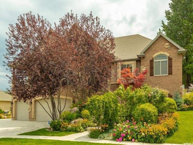 695 E VISTA VIEW LN North Salt Lake, UT 84054 - MLS #: 1545019