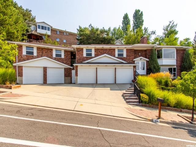 Home for sale at 660 N Terrace Hills Dr, Salt Lake City, UT  84103. Listed at 913900 with 5 bedrooms, 3 bathrooms and 3,674 total square feet