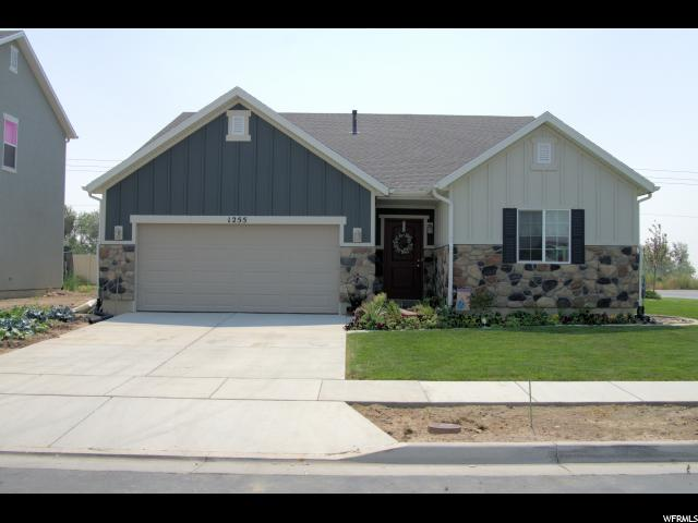 1255 W SILVER HOLLOW DRIVE Syracuse, UT 84075 - MLS #: 1545262