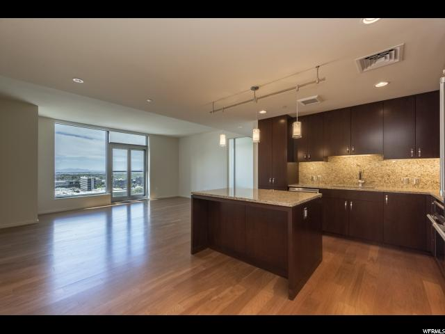 Home for sale at 35 E 100 South #1706, Salt Lake City, UT  84111. Listed at 716000 with 1 bedrooms, 2 bathrooms and 1,146 total square feet
