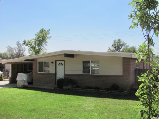 761 N MONROE BLVD Ogden, UT 84404 - MLS #: 1546100