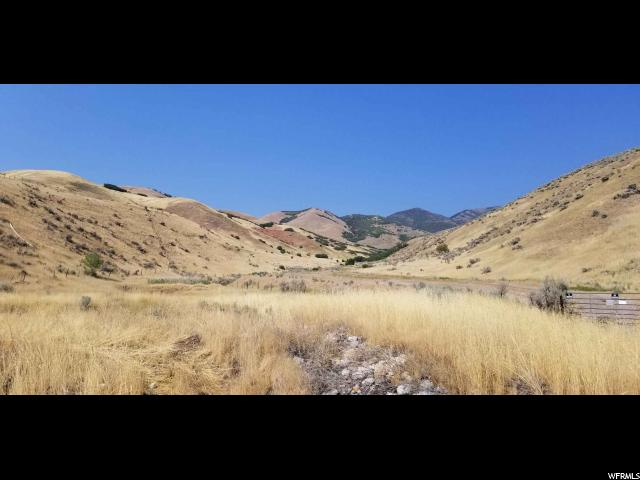 1708 N PATTERSON PATTERSON Morgan, UT 84050 - MLS #: 1546193