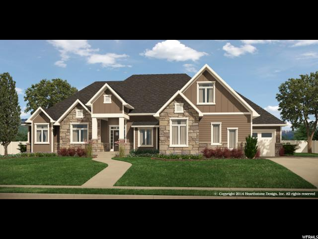 6497 W NEWTON FARM DR West Valley City, UT 84128 - MLS #: 1546236