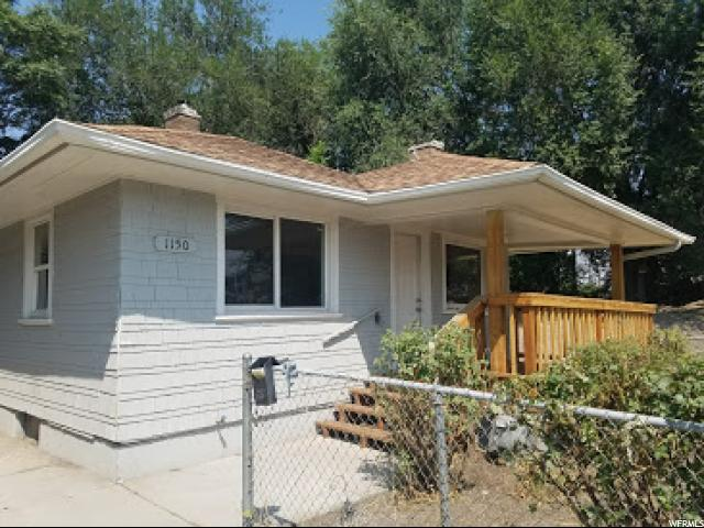 1150 S MAJOR ST Salt Lake City, UT 84111 - MLS #: 1546258