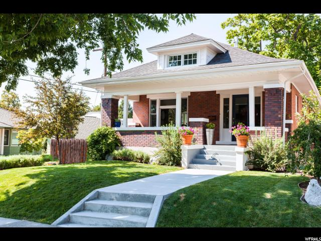 1419 E BROWNING AVE Salt Lake City, UT 84105 - MLS #: 1546358