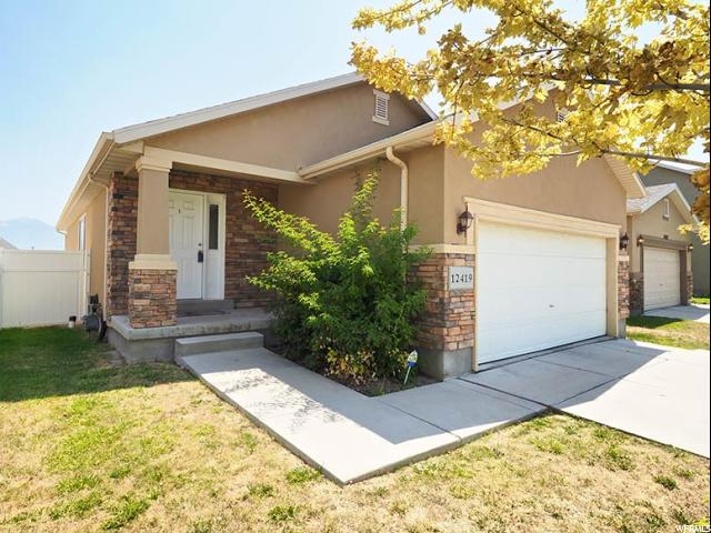 12419 S IRON SIGHT WAY Herriman, UT 84096 - MLS #: 1546384