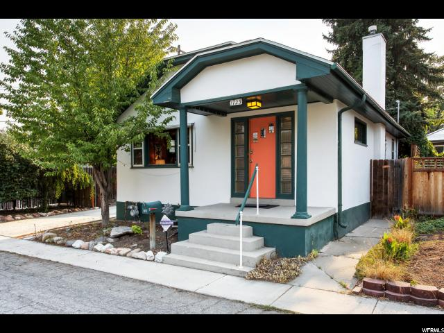 Home for sale at 1723 S Wright Ct, Salt Lake City, UT 84105. Listed at 310000 with 2 bedrooms, 1 bathrooms and 1,450 total square feet