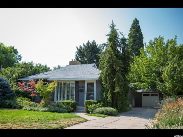 Home for sale at 1788 E Logan Ave, Salt Lake City, UT  84108. Listed at 525000 with 3 bedrooms, 2 bathrooms and 2,018 total square feet