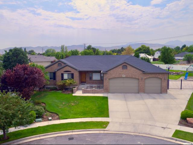 1294 W MARGARET PARK DR, Riverton UT 84065