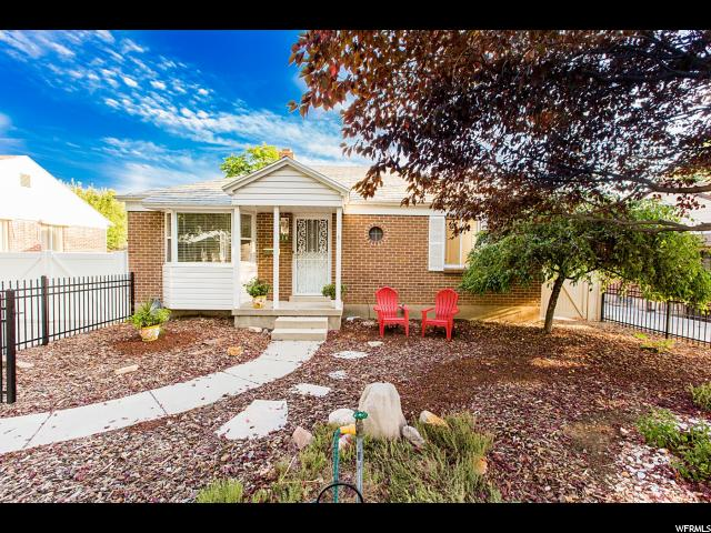 1518 E 3045 S, Salt Lake City UT 84106