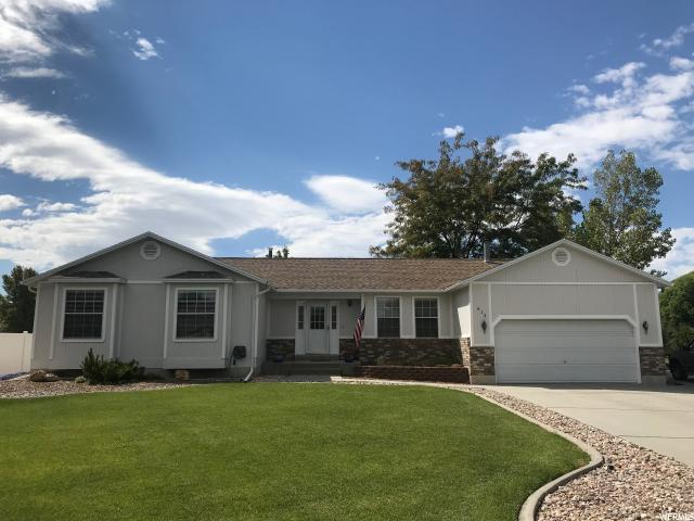 613 COUNTRY CLB Stansbury Park, UT 84074 - MLS #: 1548309