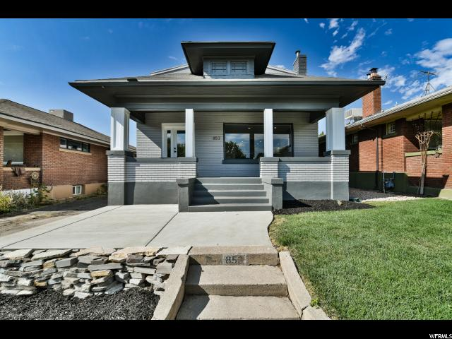 853 E EMERSON AVE, Salt Lake City UT 84105