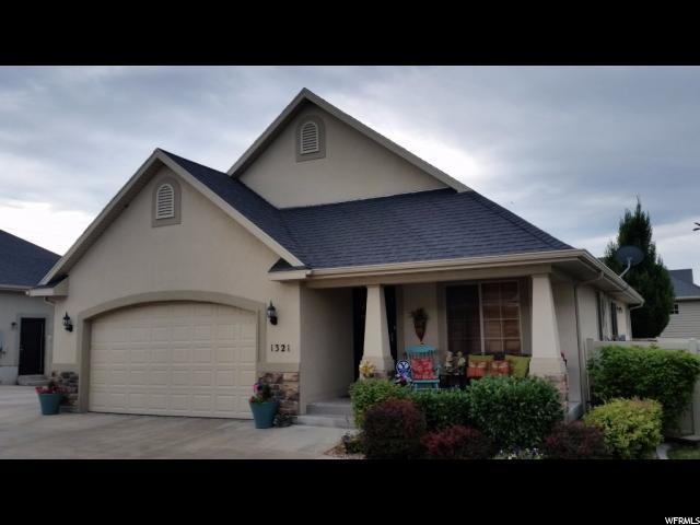 1321 S CAMLAN LN Springville, UT 84663 - MLS #: 1549211