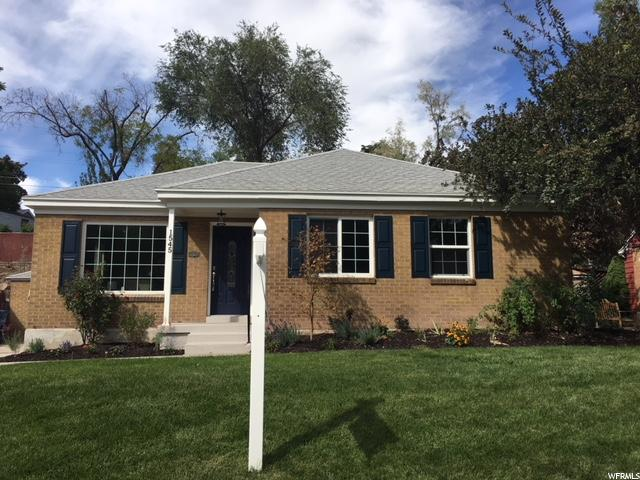 Home for sale at 1545 E Glen Arbor St, Salt Lake City, UT 84105. Listed at 519900 with 4 bedrooms, 2 bathrooms and 2,034 total square feet