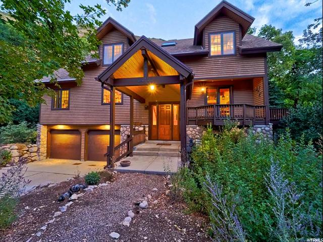 Home for sale at 3738 E Sunnydale Ln, Emigration Canyon, UT 84108. Listed at 869900 with 4 bedrooms, 4 bathrooms and 3,629 total square feet