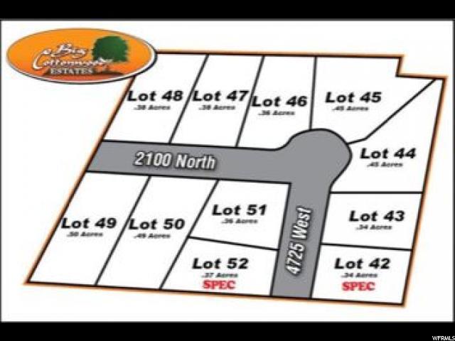 4734 W 2100 Plain City, UT 84404 - MLS #: 1550510
